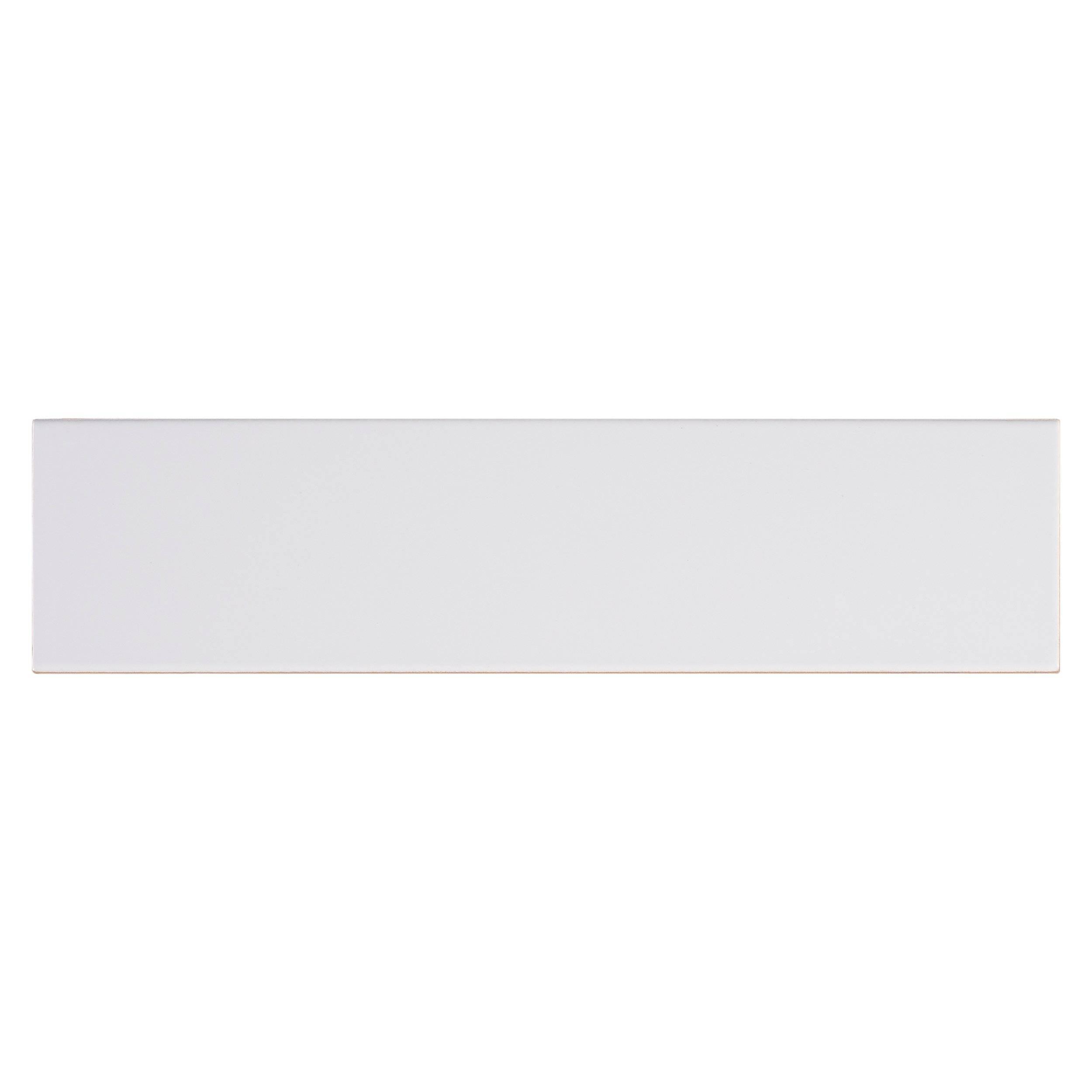 Metro White Glossy Ii Ceramic Tile 4 X 16 100837111 Floor And Decor