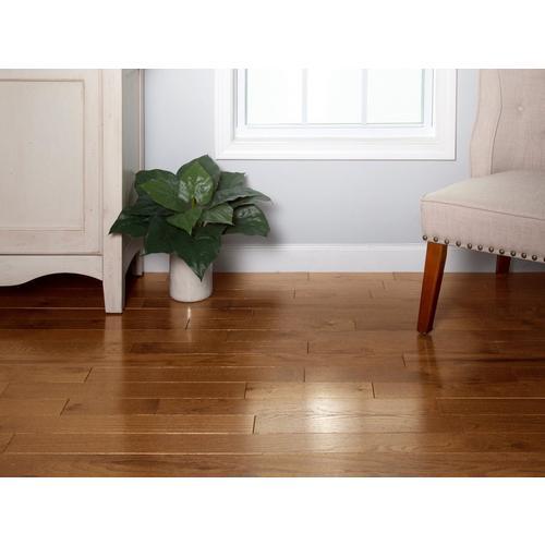 Saddle Red Oak Smooth Solid Hardwood, Saddle Oak Laminate Flooring