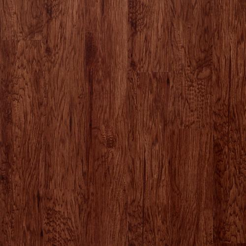 Canyon Hickory Red Rigid Core Luxury, Red Hickory Laminate Flooring