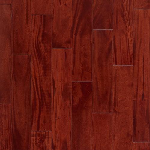 Cherry Ii Mahogany Smooth Solid, Cherry Wood Laminate Flooring