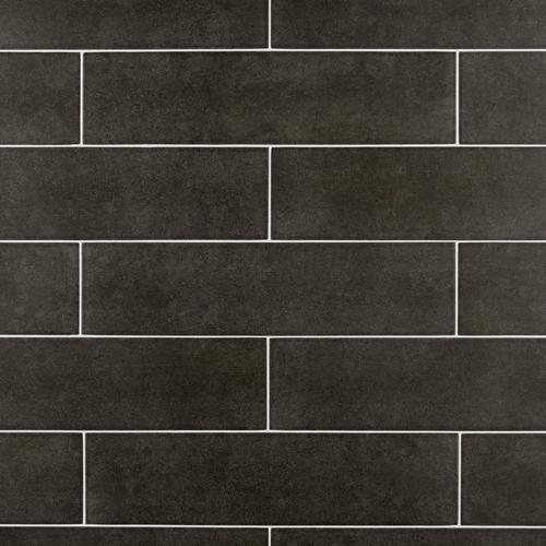 Uptown Night Matte Porcelain Tile 6 X 24 100884261 Floor And Decor