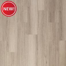 New! Valley Mist Rigid Core Luxury Vinyl Plank - Foam Back