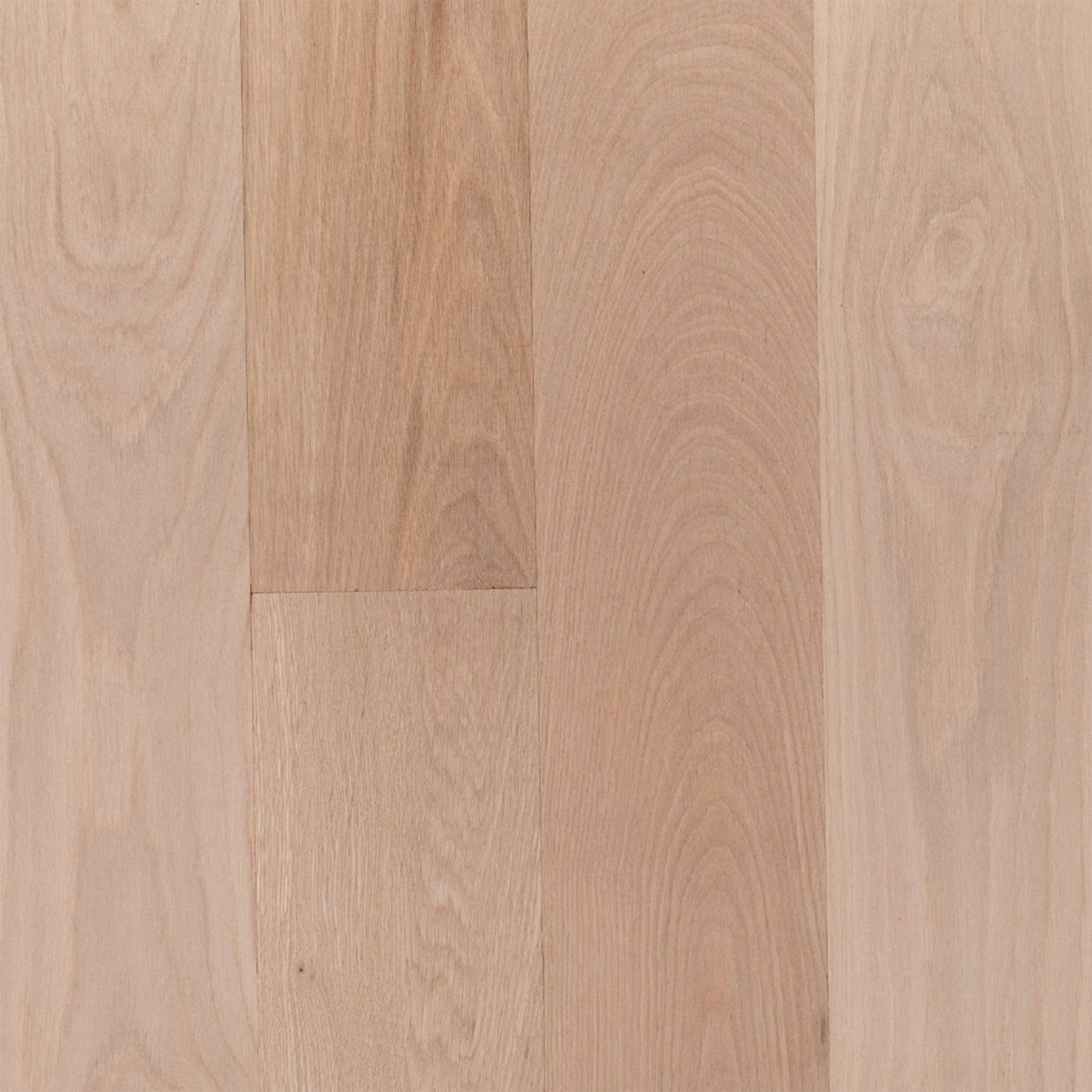 New! Unfinished White Oak Engineered Hardwood Select Grade