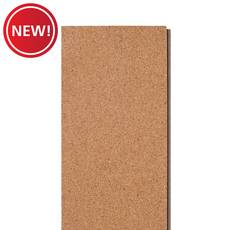New! Chiffon Ceruse Rigid Core Luxury Vinyl Plank - Cork Back