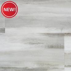 New! Lisbon Cafe Rigid Core Luxury Vinyl Tile - Foam Back