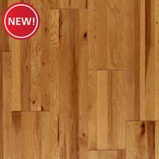 New! Springdale Hickory Wire-Brushed Solid Hardwood