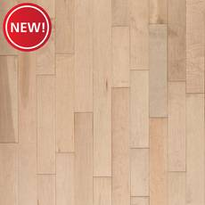 New! Olenna Maple Smooth Solid Hardwood