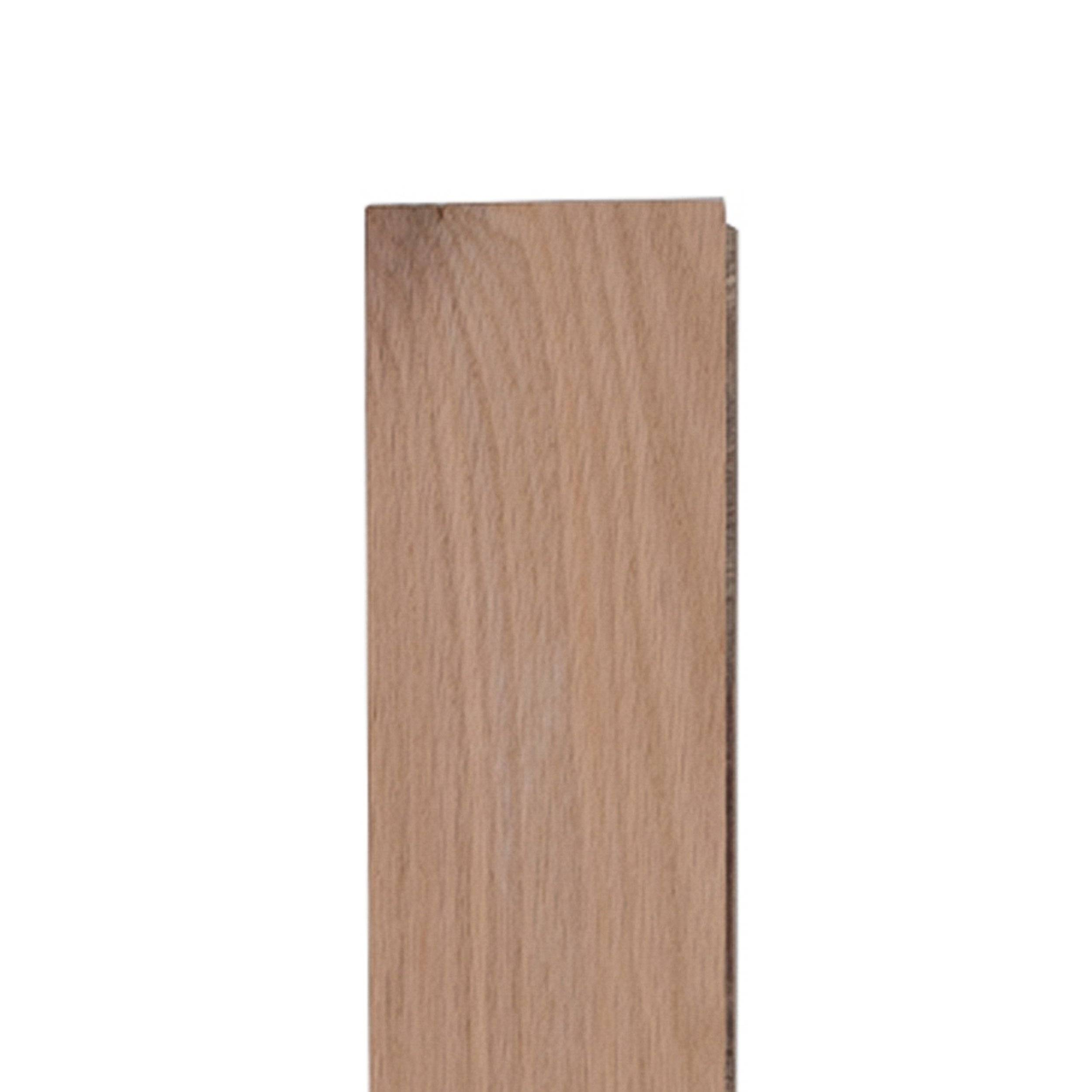 New! Unfinished Red Oak Engineered Hardwood Select Grade