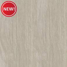 New! Light Gray 72in. Vinyl Overlapping Stair Nose