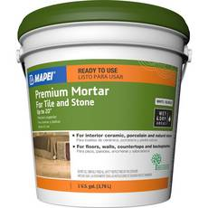 Mapei Premium Premixed Mortar for Tile and Stone