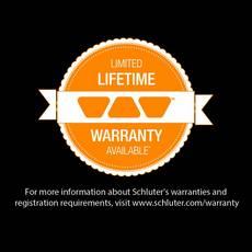 Schluter-Reno-U Transition Profile 3/8in. in Satin Anodized Aluminum
