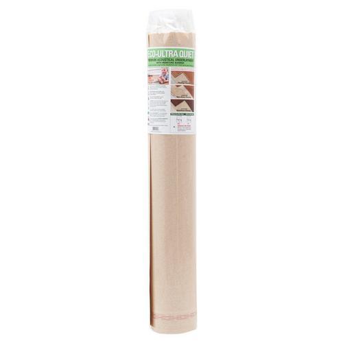 Eco Ultra Quiet Premium Acoustical, Premium Underlayment Laminate Flooring