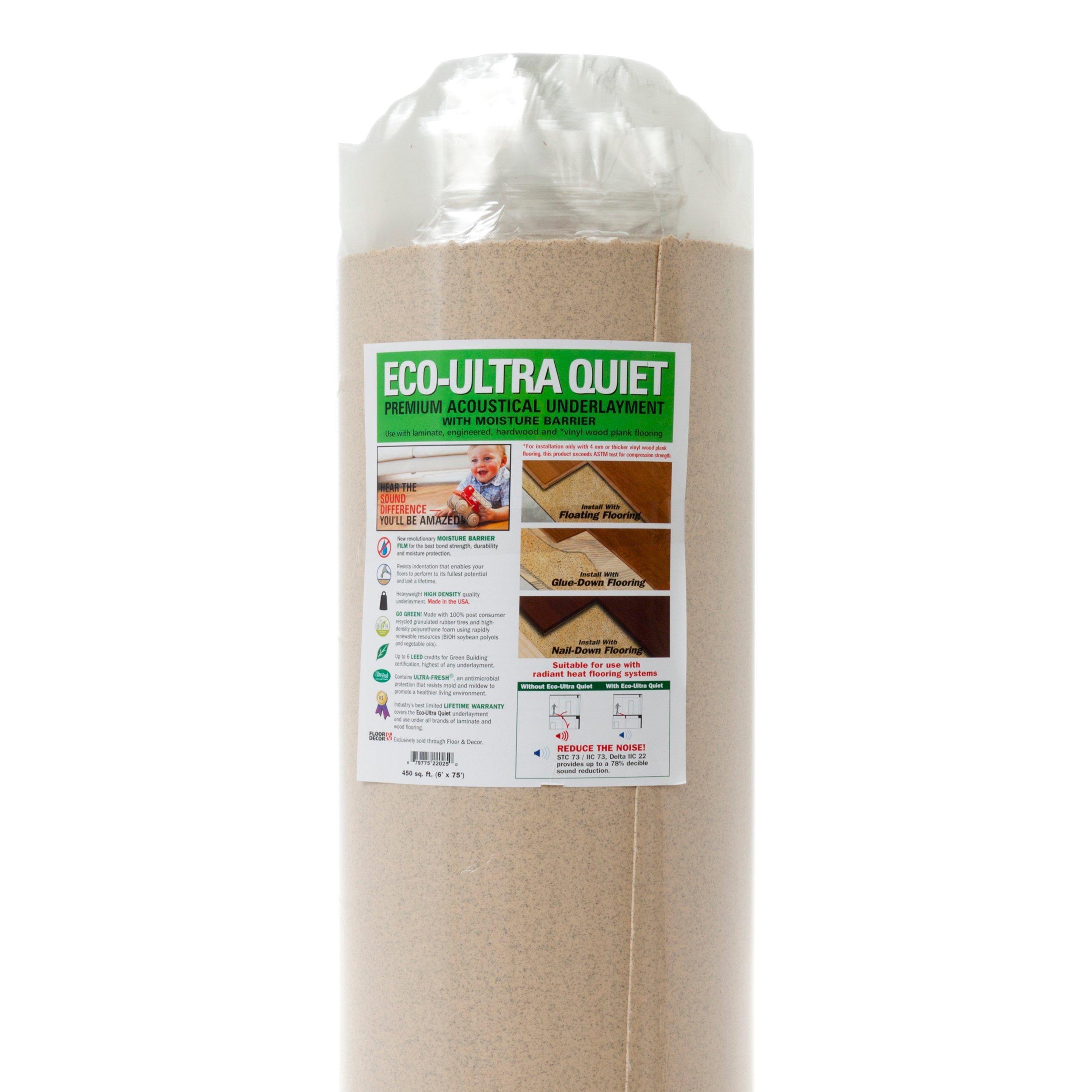 Eco Ultra Quiet Premium Acoustical