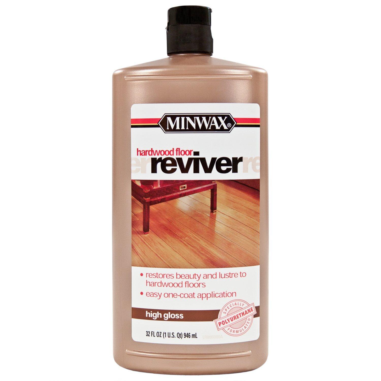 Minwax High Gloss Hardwood Floor