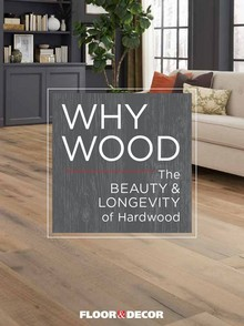Why Wood Catalog