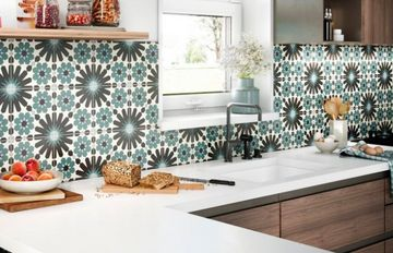 Decorative Pattern Tile