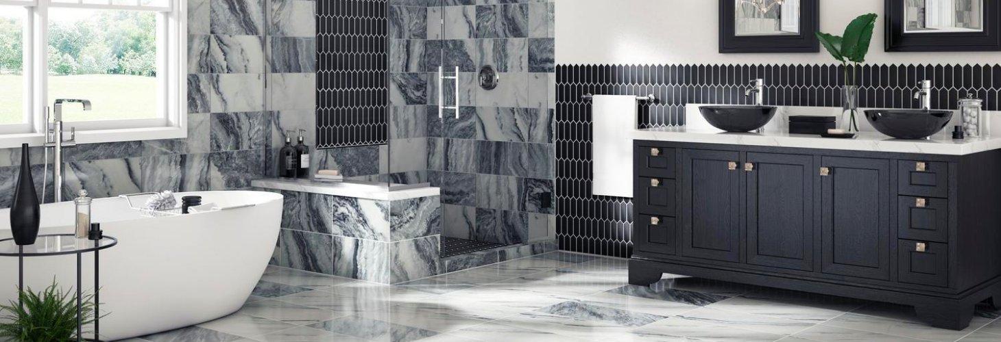 Stone Tile Floor & Decor