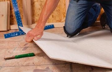 Tile & Stone Preparation Materials