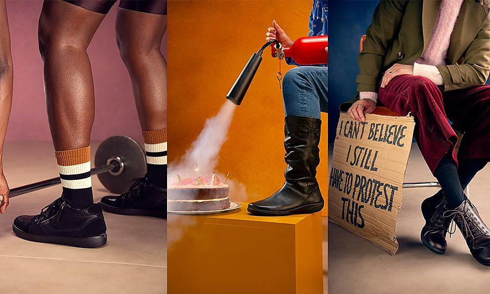 Hotter Shoes AW20 TV Campaign