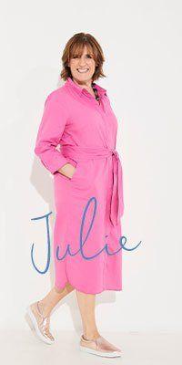 Inspirational Women - Julie