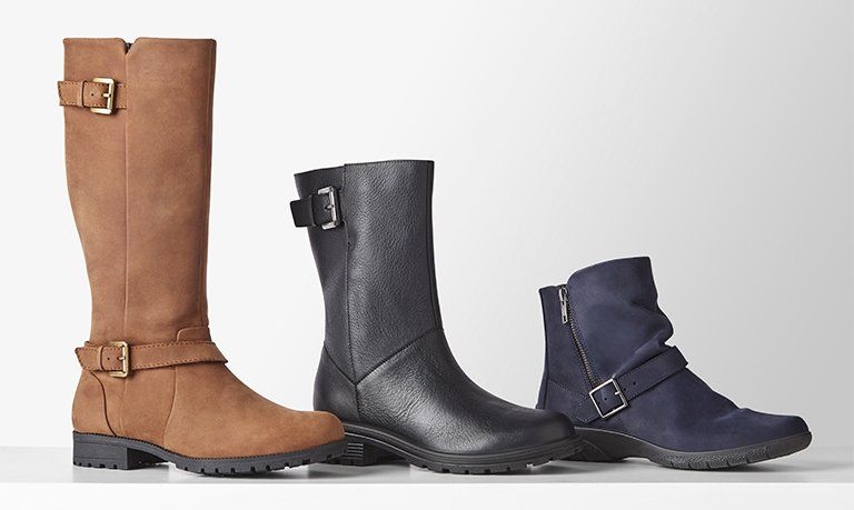 Contemporary boots