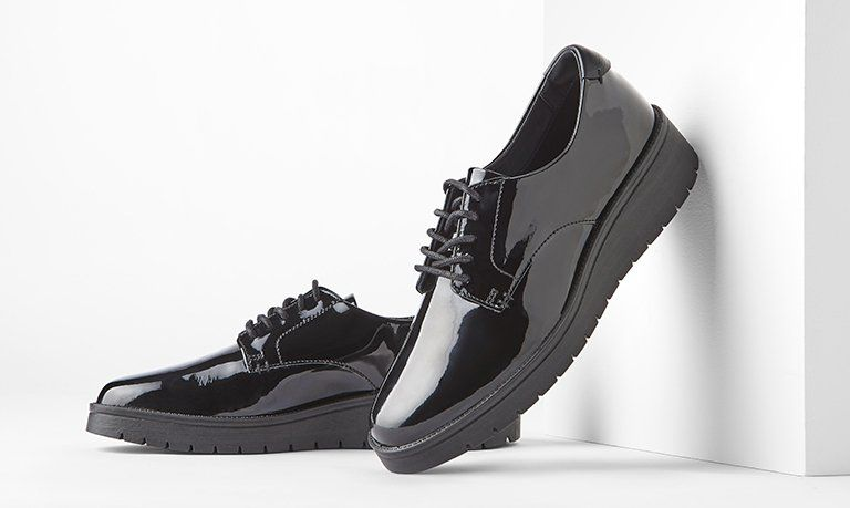 Contemporary Comfort Shoes