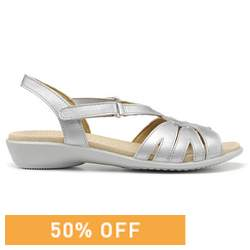 Flare Sandals