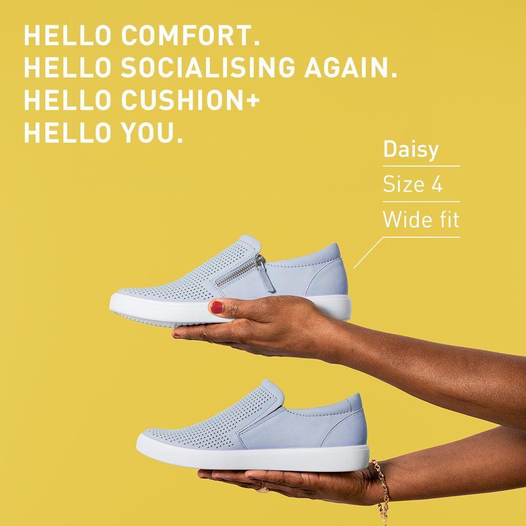 Hello Comfort - Daisy