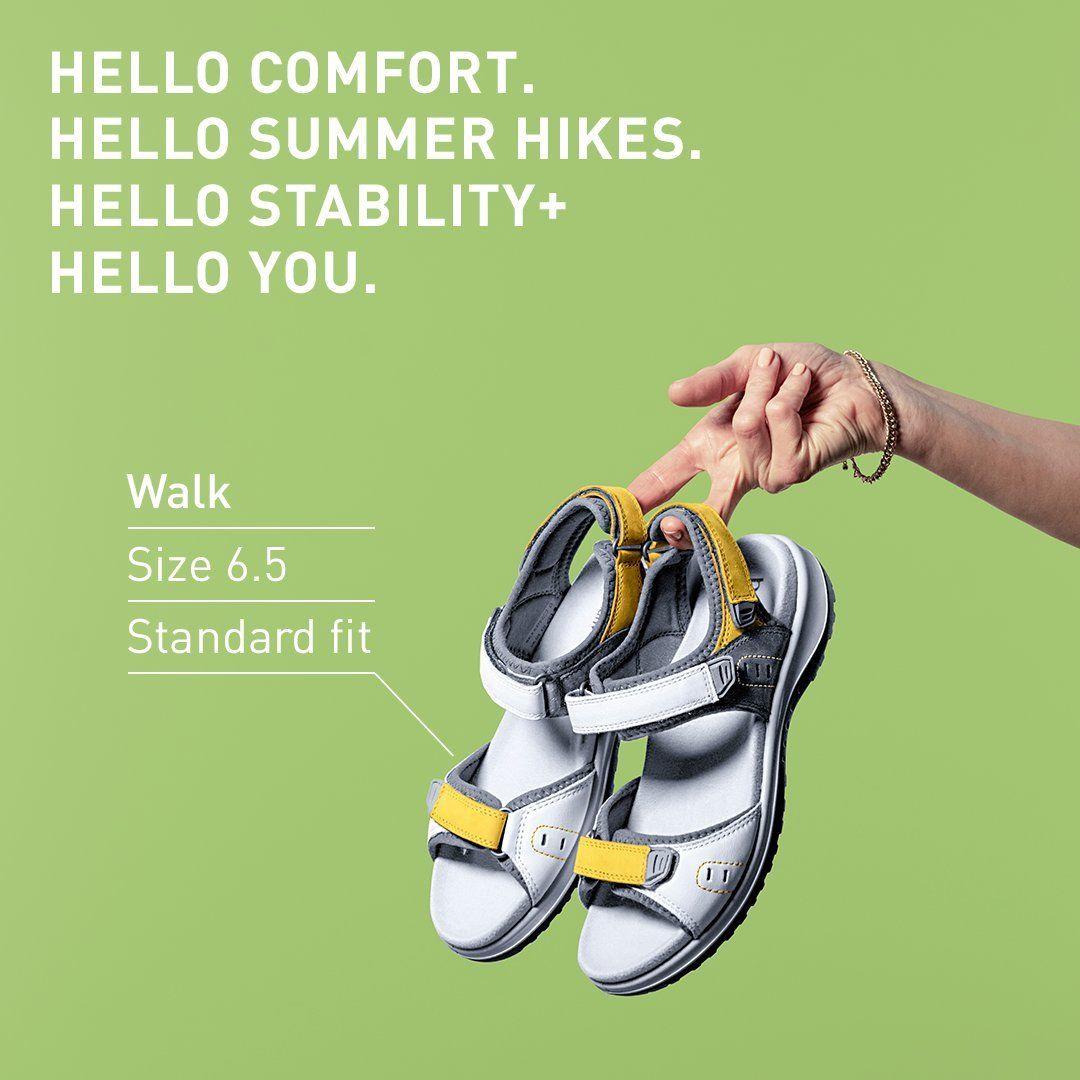 Hello Comfort - Walk