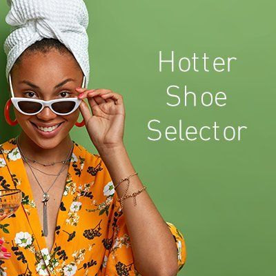 HOTTER Shoe Selector