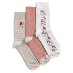 Petal Socks