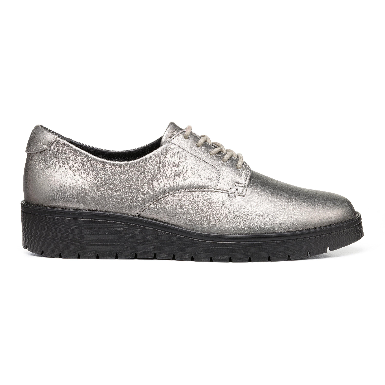 70s Shoes, Platforms, Boots, Heels | 1970s Shoes Raise Shoes - Black - Standard Fit - 9 £95.00 AT vintagedancer.com