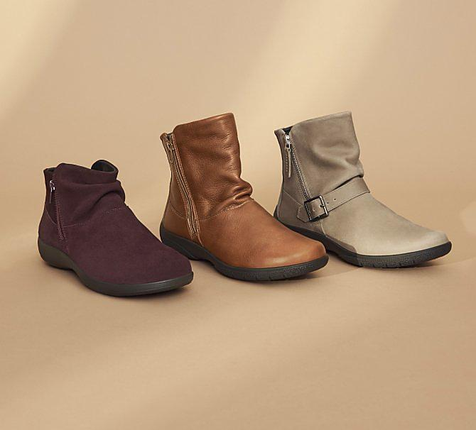 There's a boot for every foot