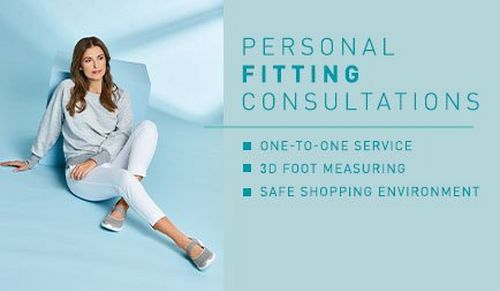 Personal Fitting Consultations
