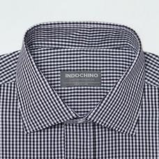 Black shirt - Checked Design from Premium Indochino Collection