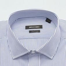 Blue shirt - Striped Design from Premium Indochino Collection
