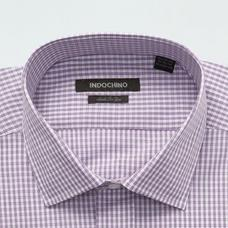 Purple shirt - Checked Design from Seasonal Indochino Collection