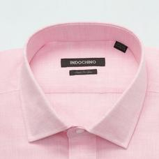 Pink shirt - FILTON Solid Design from Seasonal Indochino Collection