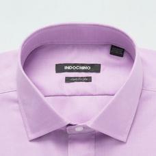 Purple shirt - Halewood Striped Design from Premium Indochino Collection