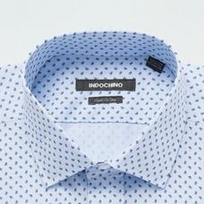 Blue shirt - Pattern Design from Indochino Collection