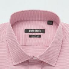 Red shirt - KIRKHAM Solid Design from Seasonal Indochino Collection