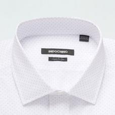 Gray shirt - HAYTON Pattern Design from Premium Indochino Collection