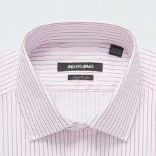 Red shirt - Striped Design from Seasonal Indochino Collection