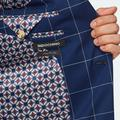 Blue blazer - Sheringham Checked Design from Seasonal Indochino Collection