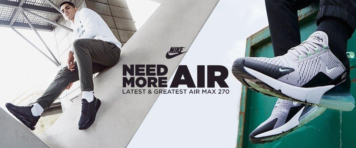 best service 98585 503e7 Shop Nike Air Max 270 - Spot 1