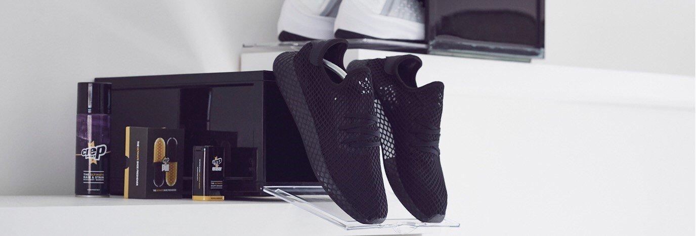 como limpar sapatilhas crep protect