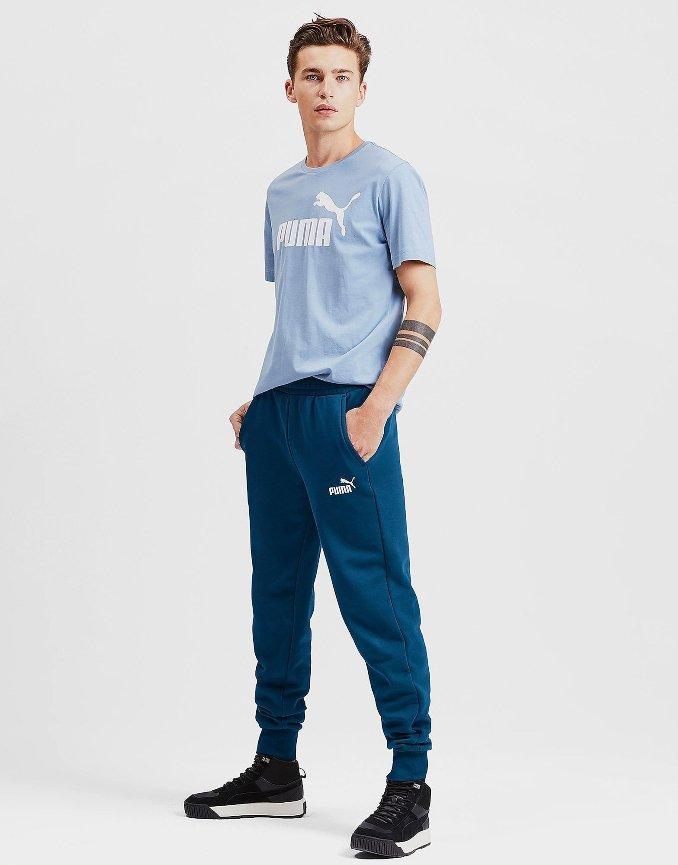 calças de fato de treino PUMA para homem