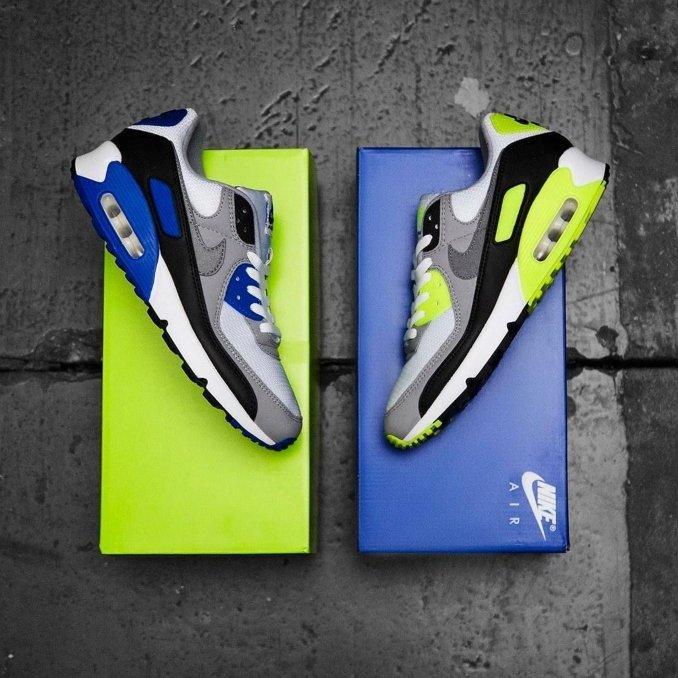 Sneakers de primavera Nike Air Max 90