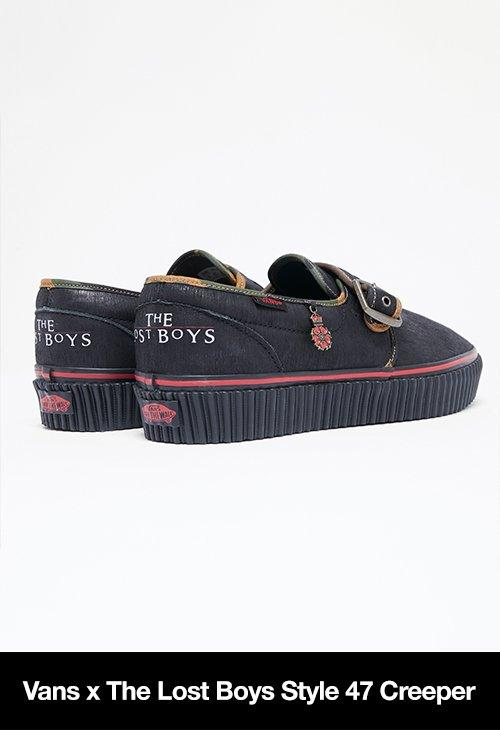 Vans x The Lost Boys Style 47 Creeper