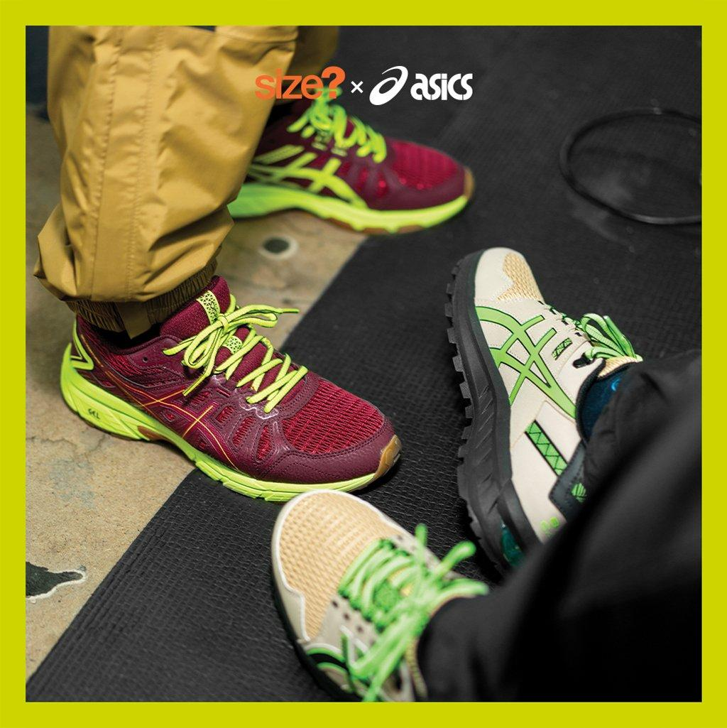 ASICS 'Base Camp & Mission' Collection - size?exclusive